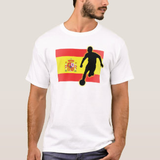 Spain Striker 4 T-Shirt