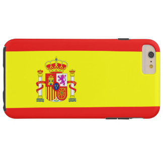 Spain Tough iPhone 6 Plus Case