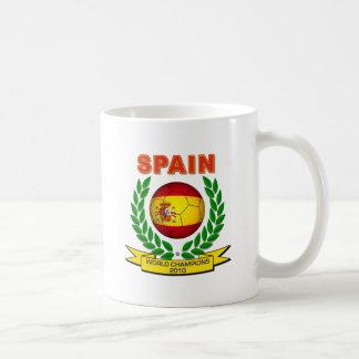 Spain World Champion 2010 Coffee Mug