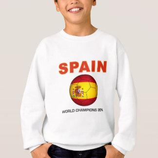 Spain World Cup 2010 Champion South Africa Sweatshirt