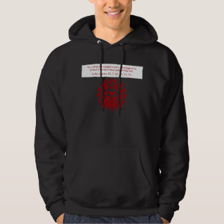 Spam fortune: Bad Luck Hoodie