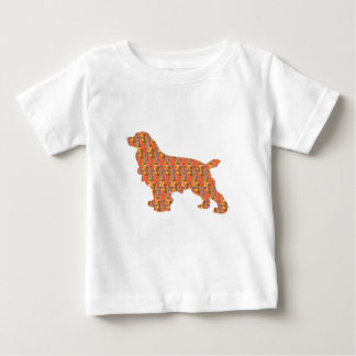 Spaniel & Bones Baby T-Shirt
