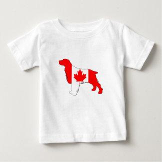 Spaniel Canada Baby T-Shirt