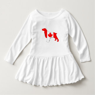 Spaniel Canada Dress