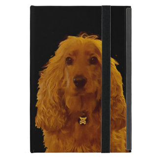 Spaniel i-pad mini case covers for iPad mini
