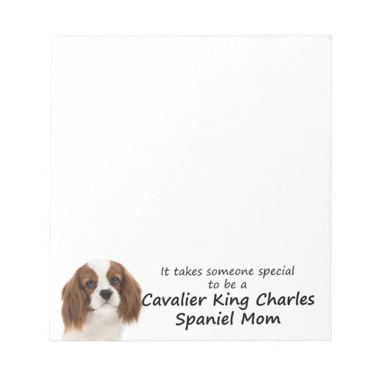 Spaniel Mom Note Pad