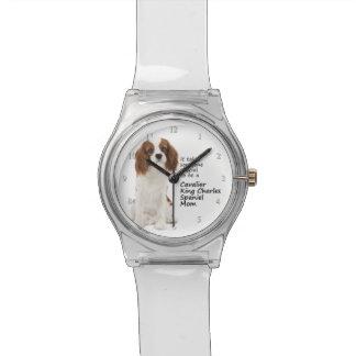 Spaniel Mom Watch