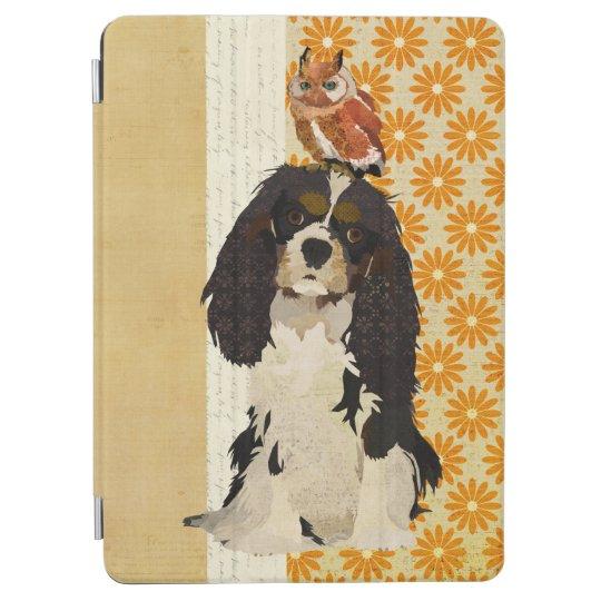 SPANIEL & OWL iPad Case iPad Air Cover