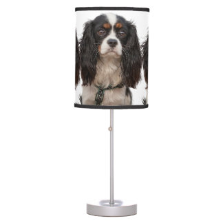 SPANIEL TABLE LAMP