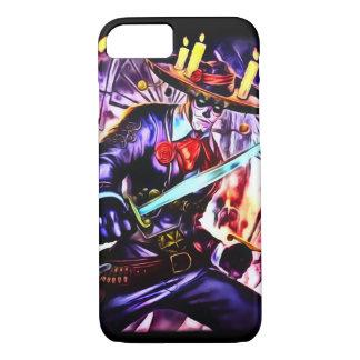 Spanish Anime Warrior God Airbrush Art iPhone 7 Case