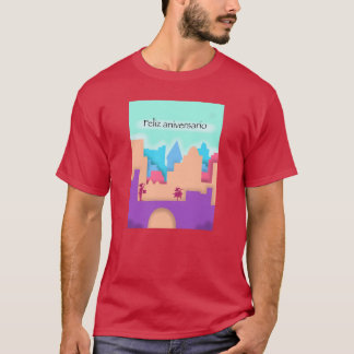 SPANISH ANNIVERSARY by Slipperywindow T-Shirt