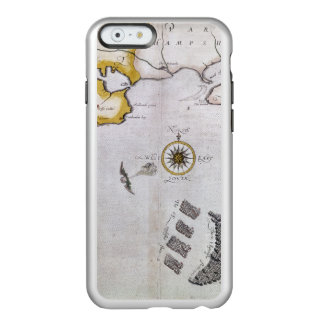 SPANISH ARMADA, 1588 2 INCIPIO FEATHER® SHINE iPhone 6 CASE