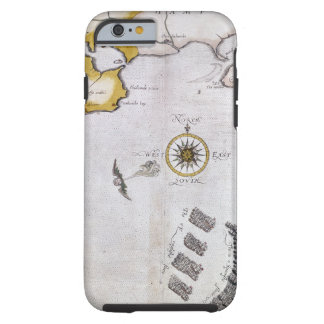 SPANISH ARMADA, 1588 2 TOUGH iPhone 6 CASE