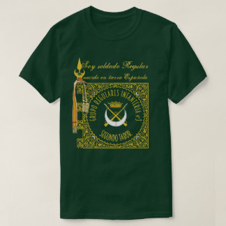 Spanish Army in North Africa T-Shirt