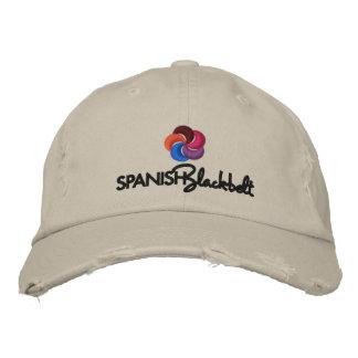 Spanish Blackbelt Cap