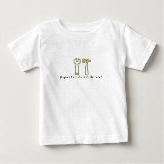 Spanish-Blacksmith Baby T-Shirt
