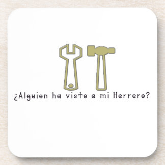 Spanish-Blacksmith Coaster