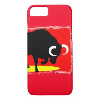 Spanish Bull iPhone 7 Case