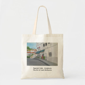 Spanish Cafe - Andalucia Bags