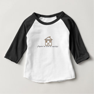 Spanish-Castle Baby T-Shirt