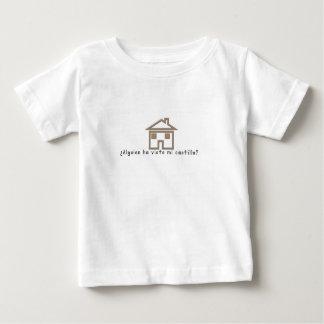 Spanish-Castle Baby T-Shirt