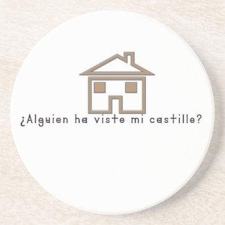 Spanish-Castle Coaster