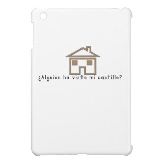 Spanish-Castle iPad Mini Cases