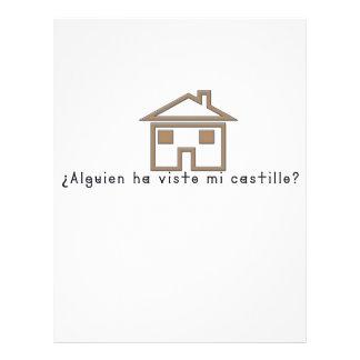 Spanish-Castle Letterhead