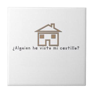 Spanish-Castle Tile