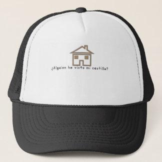 Spanish-Castle Trucker Hat