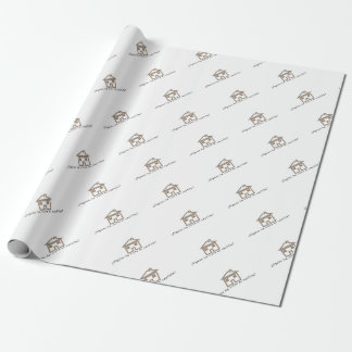 Spanish-Castle Wrapping Paper