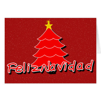 Spanish Christmas Card