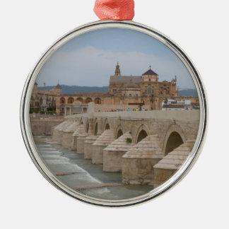 Spanish Christmas Tree Ornament - Cordova, Spain