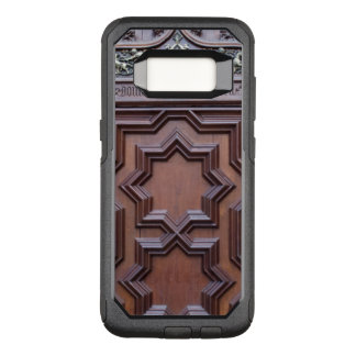 Spanish Church Door House of God Gateway to Heaven OtterBox Commuter Samsung Galaxy S8 Case