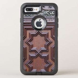 Spanish Church Door House of God Gateway to Heaven OtterBox Defender iPhone 8 Plus/7 Plus Case