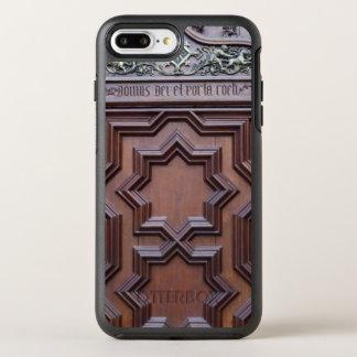 Spanish Church Door House of God Gateway to Heaven OtterBox Symmetry iPhone 8 Plus/7 Plus Case