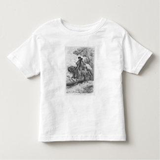 Spanish Contrabandista of Ronda and his Maja Toddler T-shirt