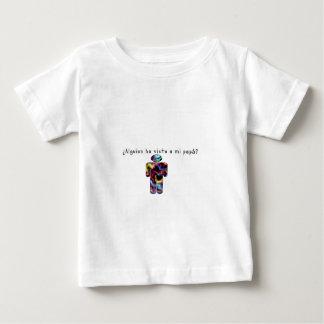 Spanish-Daddy Baby T-Shirt