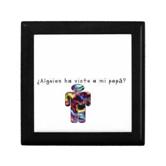 Spanish-Daddy Gift Box