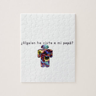 Spanish-Daddy Jigsaw Puzzle