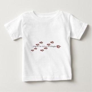 Spanish-Dragon Baby T-Shirt