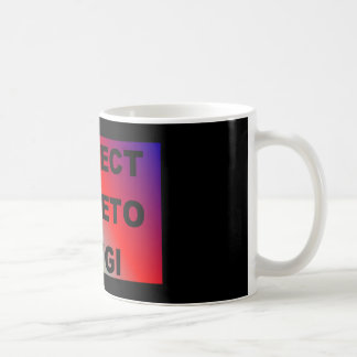 Spanish/English/Turkish Respect Mug