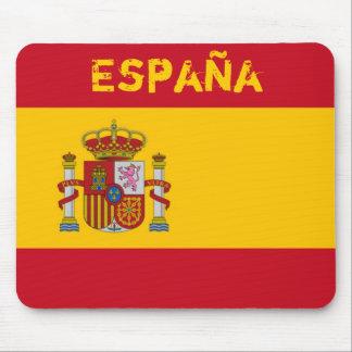 Spanish, España mouse pad