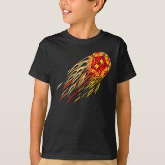 Spanish Fireball soccer futbol lovers soccer ball T-Shirt