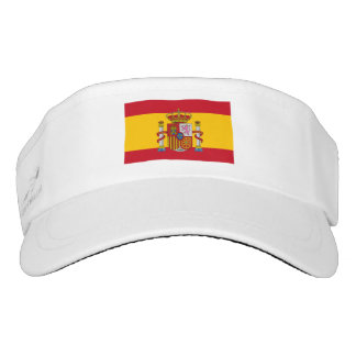 Spanish flag visor