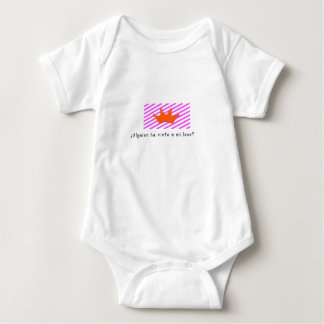 Spanish-Fool Baby Bodysuit