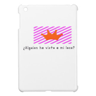 Spanish-Fool Case For The iPad Mini