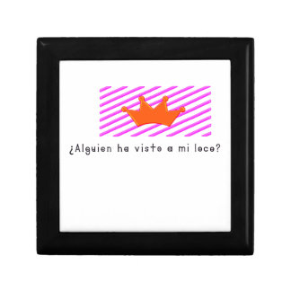 Spanish-Fool Gift Box