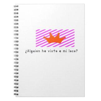 Spanish-Fool Notebooks
