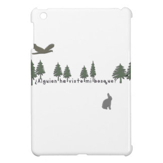 Spanish-Forest iPad Mini Cases